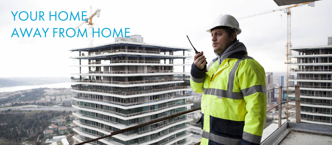 Short or Long Term Contractor Accommodation For Engineers